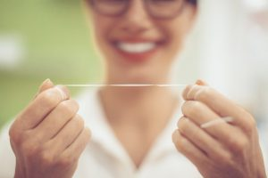 Let's talk about flossing with your dentist in Ocala, FL.