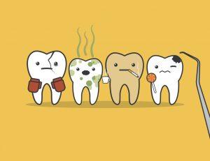 problem teeth